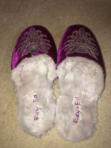 Ruby And Ed Slippers Pink Size Small