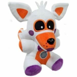 """HOT FNAF Exclusive 8"""" Lolbit Plush Five Nights at Freddy's Sister Location"""