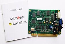 Arcade Classics 60 In 1 PCB w/CGA VGA Jamma Vertical AC708