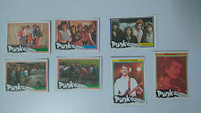 Dead end Kids Gruppo Sportivo punk the new wave vintage SMALL MINI cards set