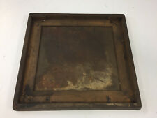 Vintage NATIONAL CASH REGISTER WOOD BASE part only bottom tray original oak NCR