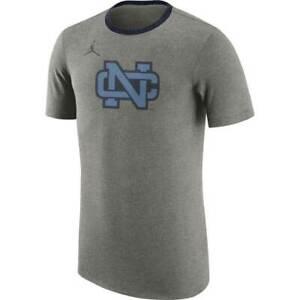 Air Jordan Nike Mens North Carolina Tar Heels Jumpman Ringer T-shirt Large NEW