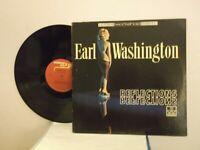 "Earl Washington,Workshop 213,""Reflections"",US,LP,mono,rare Motown label,jazz,M-"