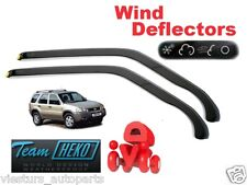 NISSAN TERRANO II 3/5D 1993 - 2004 FORD MAVERICK Wind deflectors 2.pc HEKO 24226