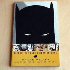 Batman: The Dark Knight Returns TPB (DC Comics/Titan Books, 2002) Frank Miller