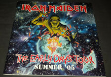 Iron Maiden: 2005 Early Days Tour Book/Program ***First 4 Tour Books In 1***