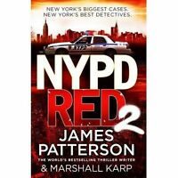 NYPD Red 2, Patterson, James, Acceptable Book