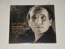 Leo FERRE-CD-Les fleurs du volta-BAUDELAIRE - 1957 - 19 956