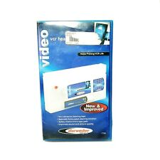 Video Head Cleaner for VHS (wet clean system) Video Cassette VCR Discwasher