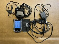 DELL AXIM X51 PDA with chargers 512MB memory card Rhino Case charging dock
