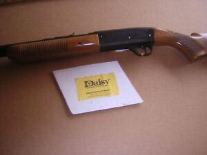 Vintage Daisy Model 26 Remington 578 Fieldmaster , Spittin' Image