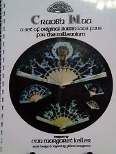 Craobh Nua Margaret Keller First Collection of Irish Themed Bobbin Lace Fans