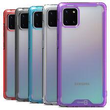 CoverON Samsung Galaxy Note 10 Lite / A81 Clear Case Hard Phone Cover + Screen