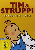 TIM & STRUPPI SPIELFILM BOX (JUMBO AMARAY)  3 DVD NEU