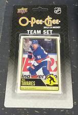 12-13 O-Pee-Chee New York Islanders 16 Card Team Set
