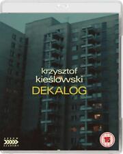 Dekalog (Blu-ray) Krzysztof Kieslowski