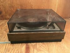 Vintage Perpetuum Ebner PE 2020 turntable record player - has been tested
