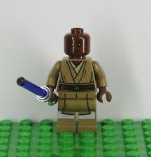 LEGO Mace Windu Minifigure & lightsaber - sw0889 - Star Wars Clone Wars