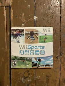Wii Sports Nintendo Wii Game With Case