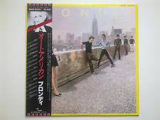 BLONDIE / AUTOAMERICAN / Japan / WWS-91004 / LP