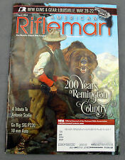 American Rifleman Magazine Issue - April 2016 - 200 Years of Remington Country