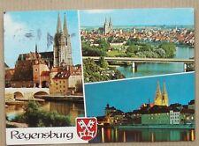 Regensburg  Ansichtskarte um 1970