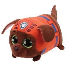 "Teeny Tys Paw Patrol Zuma labrador dog Plush  Stuffed Animal  Doll Toy 4"""