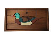 Wooden Duck Art - Great Ducks Unlimited Gift