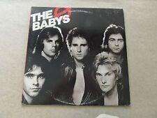 The Babys Union Jacks LP 1980 Chrysalis #CHR1267 US Pressing
