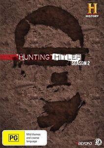 Hunting Hitler : Season 2 (DVD, 2017, 2-Disc Set)