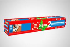 Sigan 2  -Neue elastische & textile Beläge auf elastische Beläge kleben