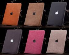 Funda Carcasa Smart Cover Cuero Tablet Case Para iPad 2018 Mini Air 2 3 4 5 10.2