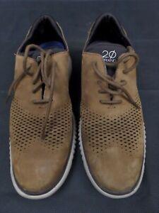 Men's Cole Haan Brown Suede Shoes-Size 9(43)