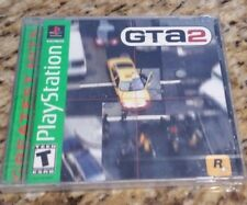 Grand Theft Auto 2 - GTA 2 PS1 Playstation Game Brand new *See description*