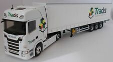 Scania S500 Tautliner Transports Tradis ELIGOR - El 116706 - Echelle 1/43