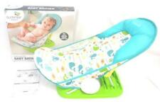 Summer Infant Deluxe Baby Bather Folding Bath Sling Whalin' Around