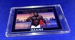 Custom Kimbo Slice UFC Miami Rookie Card Premium Case Nice Gift Street Fighter