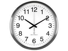 Orologio da Parete con Lancette DCF Radiocontrollato 50cm Grande Formato