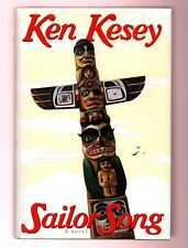 Sailor Song By Ken Kesey Signed/ dedicated - 1st. - Good Condition
