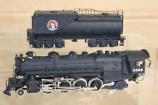 TENSHODO PFM RIVAROSSI TEST LOCO GREAT NORTHERN 2-8-2 MIKADO LOCOMOTIVE 3398 nq