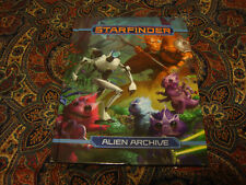 STARFINDER ALIEN ARCHIVE ROLEPLAYING GAME PAIZO