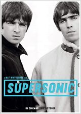 Oasis Supersonic Music Band Noel Liam Large Poster Art Print A0 A1 A2 A3 A4 Maxi