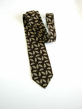 HUGO BOSS  Cravatta Tie NUOVA NEW Originale 100% SETA SILK IDEA REGALO