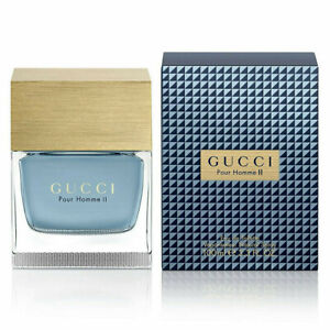 Gucci Pour Homme II ( 2 ) by Gucci EDT Rare Discontinued 100ml Spray Brand New