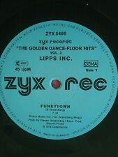 "Lipps Inc. -Funkytown/Trans-X -Living On Video 12"" Import Classic Disco/Hi-Nrg"