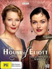 The House Of Eliott : Series 3 (DVD, 2007, 4-Disc Set)