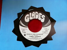 TIMMY THOMAS~ PEOPLE ARE CHANGIN~ RARE PROMO~ NEAR MINT~ GLADES ~ SOUL 45