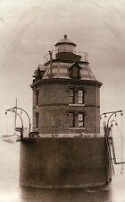 Sandy Point Shoal Lighthouse Maryland, Chesapeake Bay Bridge MD Light - Postcard