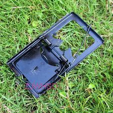 Reusable Durable Metal Rat Mouse Spring Action Trap Pest Repeller Control