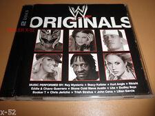 WWE CD originals REY MYSTERIO Steve Austin LITA Trish Stratus BOOKER T Jericho